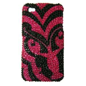 Crawfish Jewel Hard Case for iPhone 4G Cell Phones & Accessories