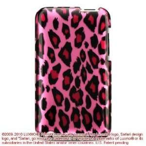 iPod Touch 2 3 Crystal Case Hot Pink Leopard