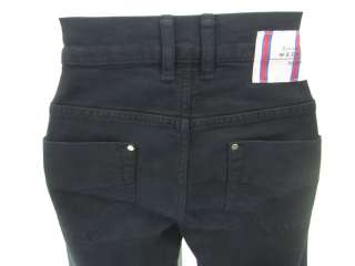 WEEKEND MAX MARA Black Bootcut Low Rise Jeans Sz 2