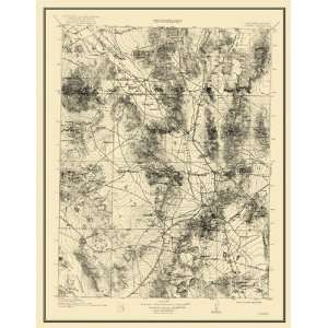 USGS TOPO MAP IVANPAH QUAD CALIFORNIA (CA/NV) 1912