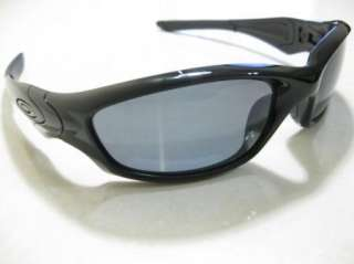 OAKLEY STRAIGHT JACKET SUNGLASSES POLISHED BLACK