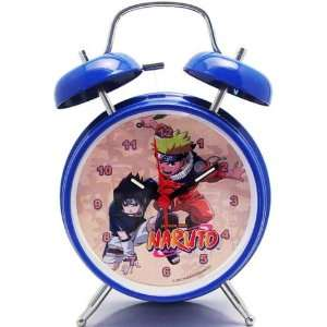 Japanese Action Figure Naruto Double Bell Alarm Clock Toys & Games