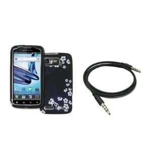 EMPIRE Motorola Atrix 2 Rubberized Design Hard Case Cover