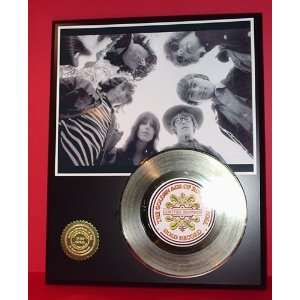 Jefferson Airplane 24kt Gold Record LTD Edition Display ***FREE