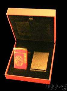 Romeo y Julieta Red Lighter new box with leather case