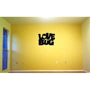 Lovebug Vinyl Wall Decal Sticker Graphic