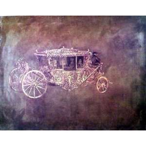 Stage Coach Style Louis XIV    Print: Home & Kitchen