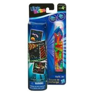 Lite Brite Paper refill and Bonus pegs Toys & Games