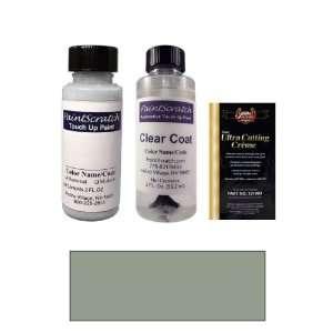 Oz. Quick Silver Metallic Paint Bottle Kit for 2001 Toyota RAV 4 (K98