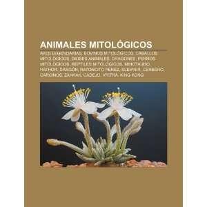 Animales mitológicos Aves legendarias, Bovinos
