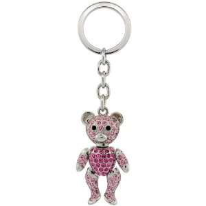 Movable Teddy Bear Key Chain, Key Ring, Key Holder, Key Tag , Key Fob
