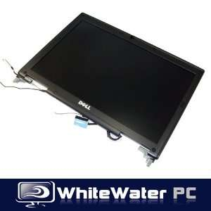 Genuine Dell Latitude D620 Laptop LCD Screen Complete Electronics