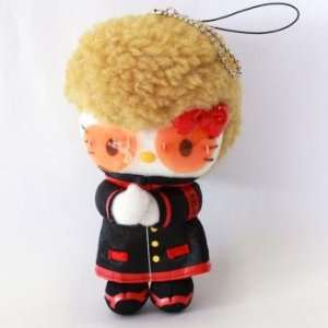 Sanrio Hello Kitty x Kishidan Plush Cell Phone Charm