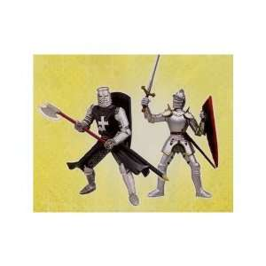 Bitz Crusader & England Knight Model Toys & Games