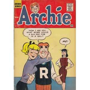 Comics   Archie #117 Comic Book (Mar 1961) Very Good