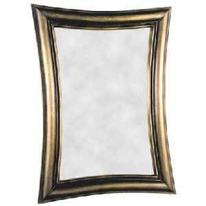 Unique Tarnished Gold Wall Mirror