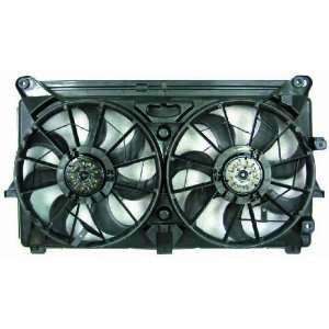 CHEVY AVALANCHE/ESCALADE EXT 5.3L 2007 RADIATOR A/C AC FAN