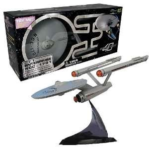 Trek Electronic Classic Enterprise NCC 1701 Starship Toys & Games