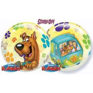 22 Scooby doo Mystery Machine Bubble Balloon [Toy] Toys & Games
