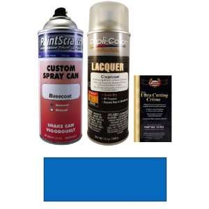 12.5 Oz. Strong Blue Spray Can Paint Kit for 1985 Toyota Landcruiser
