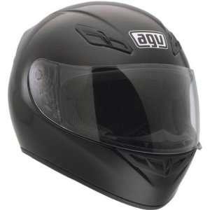 AGV K4 EVO SOLID FULL FACE STREET HELMET BLACK SM