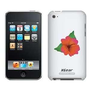 Aloha Hot Pink on iPod Touch 4G XGear Shell Case