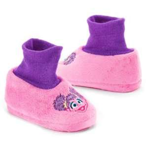 Sesame Street Abby Cadabby Toddler Slipper Size Large (9/10)