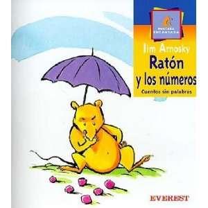Raton y los Numeros  Mouse Numbers (Leer Es Vivir) (Spanish