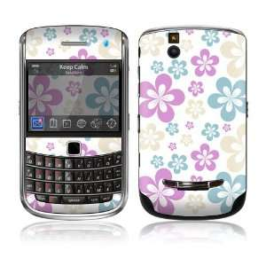 Flowers in the Air Design Protective Skin Decal Sticker for BlackBerry