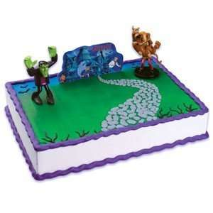 Scooby Doo Cake Decorating Kit Toys & Games