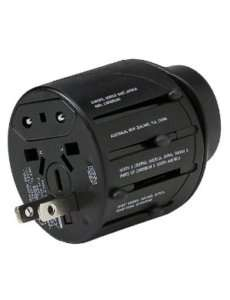 EMBARK ALL IN ONE TRAVEL ADAPTER USE IN 150+ COUNTRIES