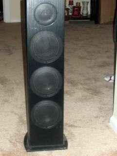 Pioneer Floor Standing Speaker SP FS51 LR 012562904719
