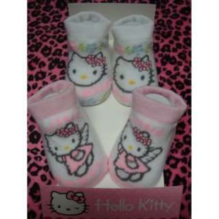 hello kitty baby booties Girl Baby Infant with Hello Kitty