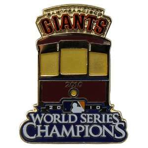 San Francisco Giants 2010 World Series Champions