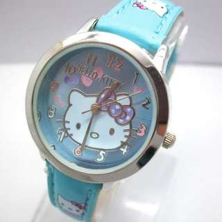 Hello Kitty Students Girl Children Wrist Watch lovely watches