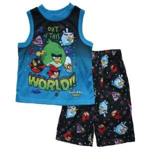 Angry Birds Space Out of This World Boys Pajamas