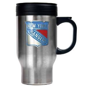 New York Rangers Travel Mug Sports & Outdoors