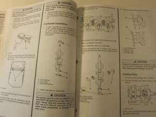 Force Mercury Outboard Service Shop Manual 1996 25 HP