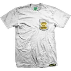 Shake Junt Chicken Bone Large White Premium Short SLV