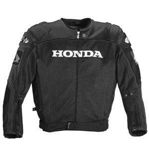 Joe Rocket Honda CBR Mesh Jacket   3X Large/Black/Black
