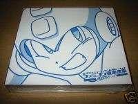 Rockman Mega Man 1 6 NES original soundtrack CD GENUINE