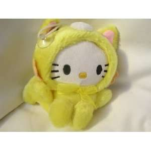 Hello Kitty Plush Toy Suction Cup 6 Collectible