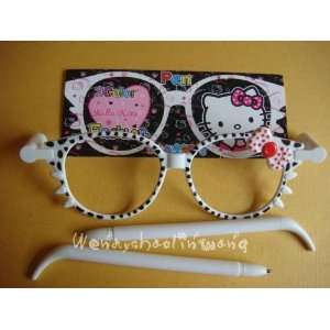 hello kitty white glass pens (set of 2 pens) Everything