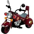 Harley Style Wild Child 6V Battery Powered Motorcycle Style Tricycle
