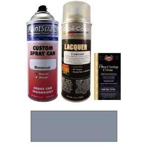 12.5 Oz. Medium Aegean Metallic Spray Can Paint Kit for 1986 Mercury