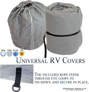 NEW CLASS A RV MOTORHOME STORAGE COVER FITS 20 24