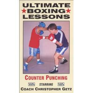 Ultimate Boxing Counter Punching Techniques [VHS