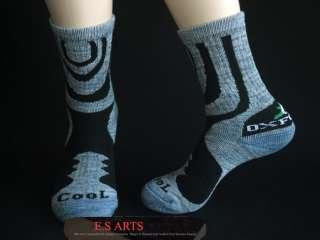 Sports Hiking Cool Socks   3 Pair / SET