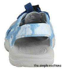NEW KEEN Sunport Blue Sandals Shoes Boys/Girls Kids Toddler Sz 11