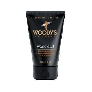 Woodys Wood Glue 4oz Beauty